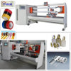 Yu-703 Double Shafts와 Double Knife Auto Slitting Machine
