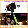 Selfieの棒MonopodのためのIblazr LEDのフラッシュライト