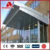 ACP extérieur de matériau de construction de plafond de couleur en métal