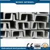 ASTM/JIS/GB Ss400, Q235B, acier laminé à chaud de faisceau de Q345b U