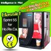 Máquina de Vending comercial do café de Sprint 5s do uso