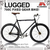 Customized Classic Hi-Ten Steel 700c Fixed Gear Bicycle (ADS-7105)