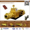 가득 차있는 자동적인 찰흙 벽돌 만들기 기계 중국 사람 공급자