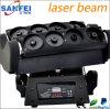 Augen Rg Laser-8 bewegliche Hauptspinnen-Träger-Leuchte
