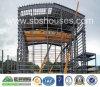 Os fabricantes profissionais de China fáceis montam armazém pré-fabricado da construção de aço com guindaste