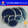 General Cutting Purpose를 위한 4개 인치 직경 Segmented Diamond Saw Blade