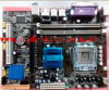 Hete Verkoop 100% die werken! GS45-775 steun 2*DDR3 Mainboard