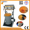 Equipamento eletrostático manual do revestimento do pó