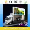Openlucht Adverterende LEIDENE van de Vrachtwagen Mobiled Raad