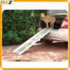 Rampa di caricamento di alluminio dell'animale domestico leggero