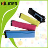 Kompatible Laser-Farbdrucker-Toner-Kassette Tk-550 Tk-551 Tk-552 Tk-554 für Kyocera