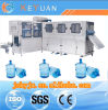 Llenador de la máquina de rellenar del agua del barril de 5 galones/del agua del barril