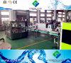 Terminar la cadena de producción en botella del agua mineral