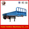 3 Radachsen 40FT Side Wall Cargo Trailer