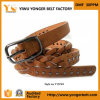Neue Handmade Braided Form Beaded Elastic Waist Belt