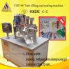 Máquina de relleno del lacre del tubo para el cosmético, Fgf-40