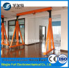 CER Certification Lightweight Worm Gear Lift 2t Portable Gantry Crane
