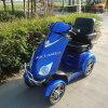 Vierradroller-elektrischer Mobilitäts-Roller, E-Roller, elektrisches Fahrrad, E-Fahrrad