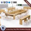 大きいサイズの正方形の形の会合の会議の席(HX-5D165)