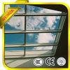 panneaux de toiture gâchés par 12mm de verre feuilleté d'usine