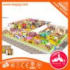 Equipamento interno do campo de jogos do exercício plástico grande dos miúdos para a venda