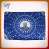 Плаща-накидк флага полиэфира сатинировки ног Huiyi 3*5 изготовленный на заказ