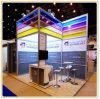 De Modulaire Apparatuur van de Tentoonstelling/Kiosk de van uitstekende kwaliteit van de Tentoonstelling voor Handel toont