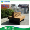 Plastic Wood Slat Bench Seating (FY-1191XB)를 가진 옥외 Galvanized Steel Park Benches