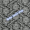 Tessuto del merletto del ricamo del tessuto del Crochet di modo