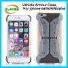 Caixa Shockproof da armadura do PC para o iPhone 7