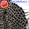 ERW a galvanisé la pipe en acier rectangulaire soudée par recuit (T-03)