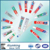 Stagnola di alluminio del tubo di dentifricio in pasta usata per il pacchetto