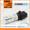 650lm indicatore luminoso di nebbia bianco luminoso dell'automobile del CREE LED