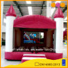 Rosafarbenes Castle Bouncer mit Excellent Quality (AQ585)