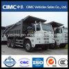 Sinotruk HOWO 6X4 420HP 70ton鉱山のダンプトラック
