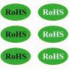 RoHS aprovou a etiqueta autoadesiva da etiqueta