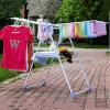 Gancho de roupa de secagem da cremalheira do vestuário ao ar livre da alta qualidade