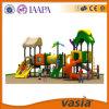2015年のVasiaの性質の主題の屋外の子供の運動場