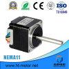 Programa piloto eléctrico del motor de pasos de 4.9mh 4.56V