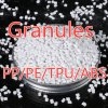 Granules blancs de plastique de Masterbatch