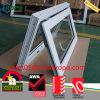 Finestra della tenda di uragano del PVC, vinile Windows resistente agli urti