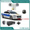 Vehicle-Mounted камера переменной скорости PTZ ночного видения иК для полицейской машины