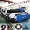 Tube et feuille de coupeur de laser par l'intermédiaire de machine de découpage de laser de fibre