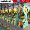 Máquina da imprensa do funcionamento do metal feita em China