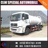 6X4 16m3 18m3の下水道の吸引の手段の沈積物の輸送タンクトラック