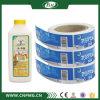 Etiqueta engomada adhesiva caliente de la etiqueta de la venta 2017 con alta calidad