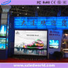 P4를 광고하는 실내 LED 단말 표시 스크린 패널판 공장