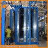 Túnel termostático del polvo del gas Cl-2235 que cura el horno Poeder Hardingsoven
