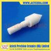 Lavorare di punto di Zirconia delle aste cilindriche di ceramica industriali/assi