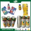 Kundenspezifischer Shrink-Kennsatz mit 9 Farben Soem-Drucken
